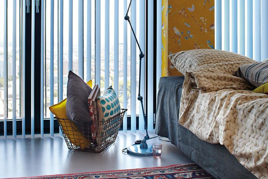 Siba Tende Verticali camera da letto
