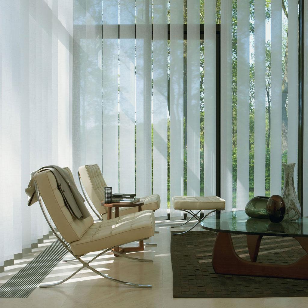 Siba Tende verticali per soggiorno